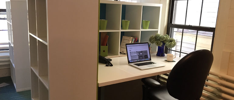 Shared Office Space at WorkSwell Collaborative
