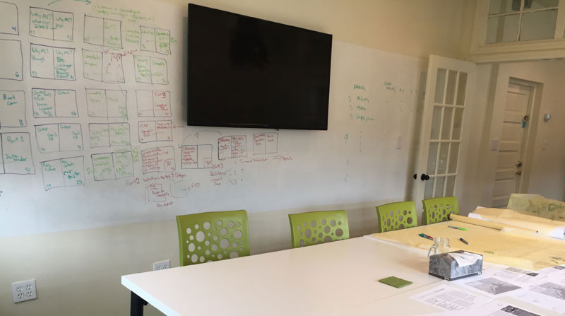 Conference Room at Workswell Collaborative